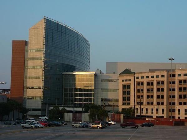 26 Model Hospitals Near Charleston