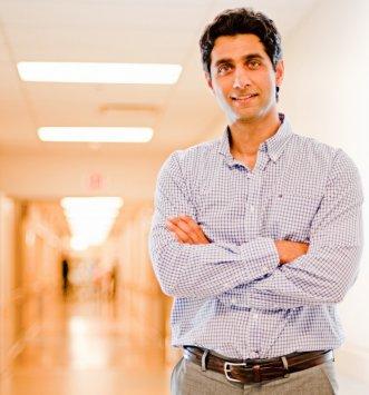 Dr. Kashif Irshad
