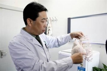 Chinese doctors successfully reconstruct 78-year-old's chest with 3D printed thoracic cage