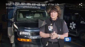 WMC Paramedic to Face the Surgery of Her Life