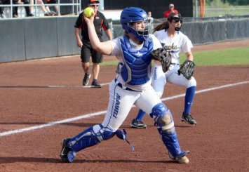Softball Player Continues Play After Nuss Surgery