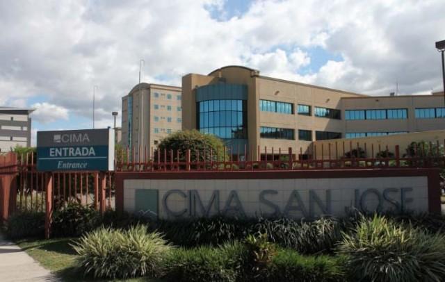 Hospital CIMA, San José