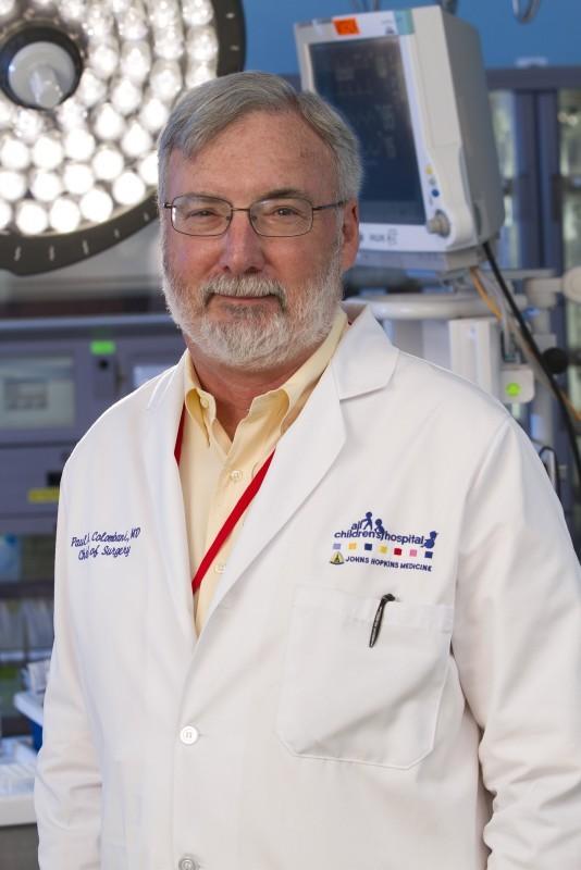 Paul M. Colombani M.D.