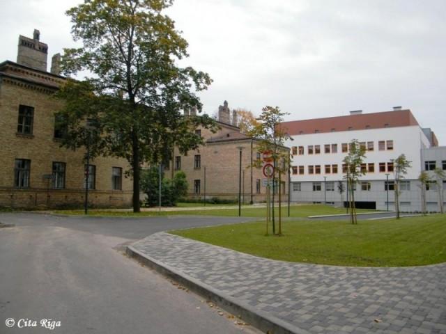 Valsts bērnu klīniskā slimnīca