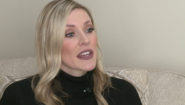 Former Rams cheerleader educated herself to save her life from pectus excavatum