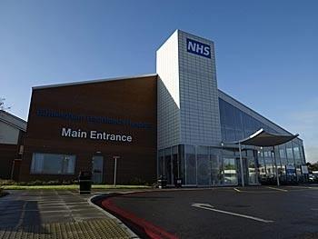 Birmingham Heartlands Hospital