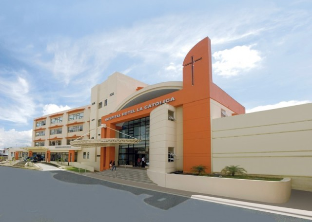 Hospital La Católica, Toráxica