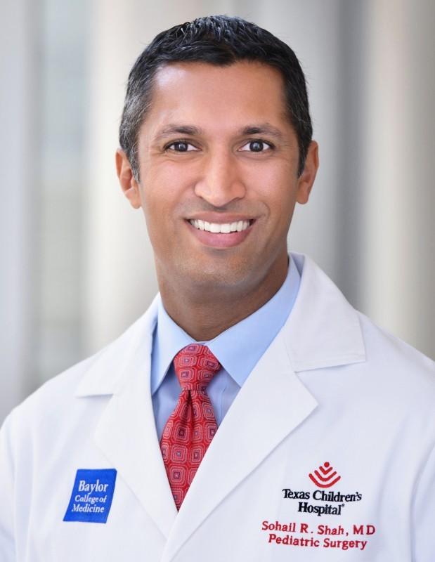 Dr. Sohail R. Shah