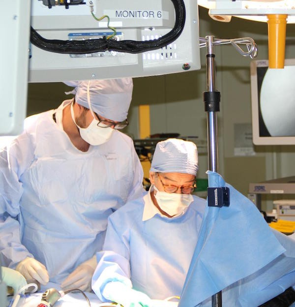 Emirati woman receives country's first 'funnel chest' corrective surgery